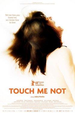 Touch Me Not - Plakat zum Film