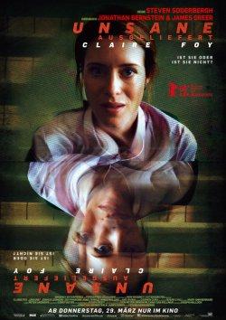 Unsane - Ausgeliefert - Plakat zum Film