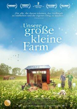 Unsere große kleine Farm - Plakat zum Film