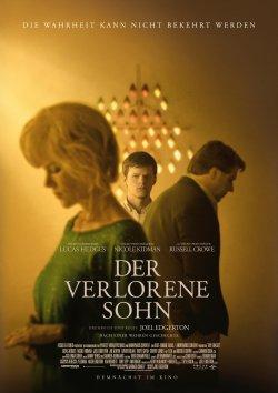 Der verlorene Sohn - Plakat zum Film