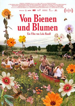 Von Bienen und Blumen - Plakat zum Film