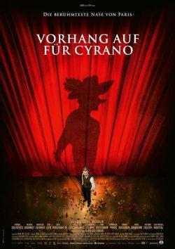 Vorhang auf für Cyrano - Plakat zum Film