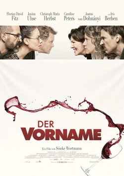 Der Vorname - Plakat zum Film