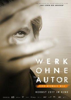 Werk ohne Autor - Plakat zum Film
