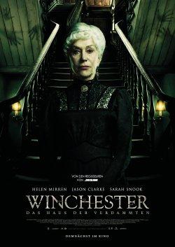 Winchester - Das Haus der Verdammten - Plakat zum Film