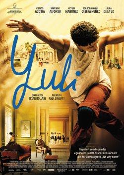Yuli - Plakat zum Film