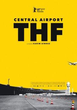 Zentralflughafen THF - Plakat zum Film