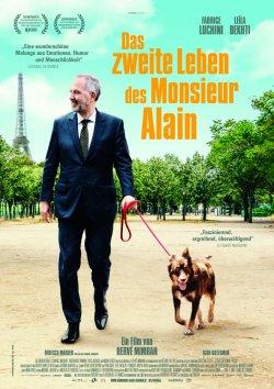 Das zweite Leben des Monsieur Alain - Plakat zum Film