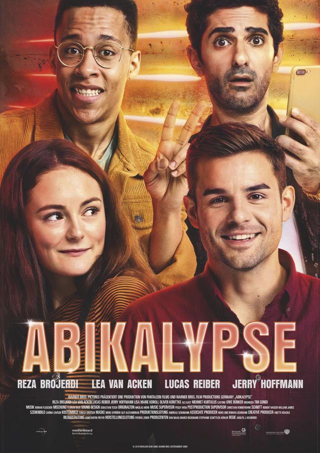 Abikalypse - Plakat zum Film