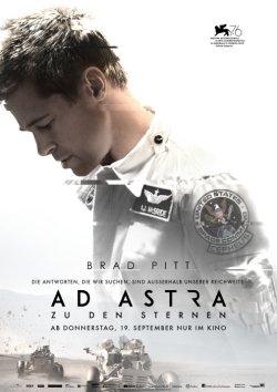 Ad Astra - Zu den Sternen - Plakat zum Film