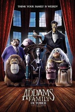 Die Addams Family - Plakat zum Film