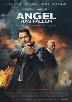 Angel Has Fallen - Plakat zum Film