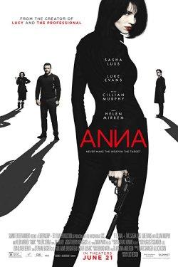 Anna - Plakat zum Film