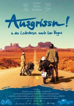 Ausgrissn! - Plakat zum Film