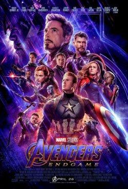 Avengers: Endgame - Plakat zum Film