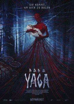Baba Yaga - Plakat zum Film