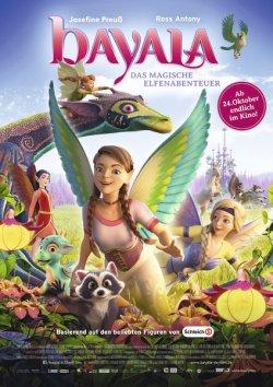 Bayala - Das magische Elfenabenteuer - Plakat zum Film