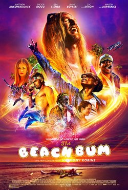 Beach Bum - Plakat zum Film