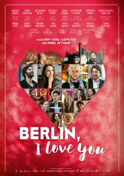 Berlin, I Love You - Plakat zum Film