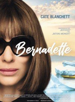 Bernadette - Plakat zum Film