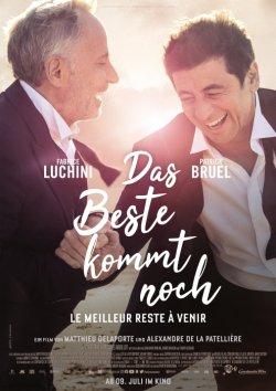 Das Beste kommt noch - Le meilleur reste a venir - Plakat zum Film