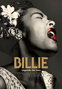 Billie - Legende des Jazz - Plakat zum Film