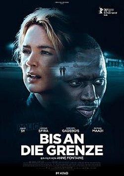 Bis an die Grenze - Plakat zum Film