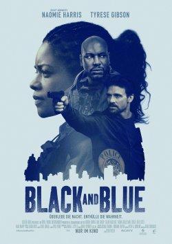 Black And Blue - Plakat zum Film