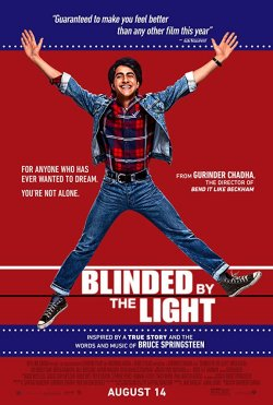 Blinded By The Light - Plakat zum Film