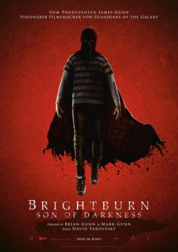 BrightBurn: Son Of Darkness - Plakat zum Film