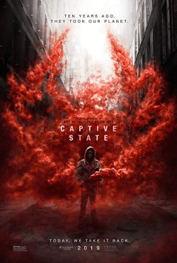 Captive State - Plakat zum Film