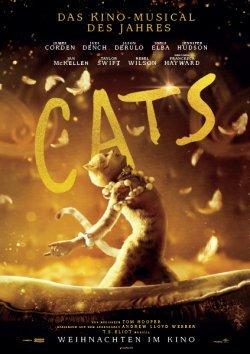 Cats - Plakat zum Film
