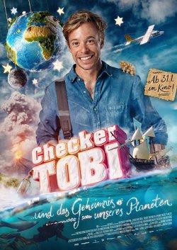 Checker Tobi und das Geheimnis unseres Planeten - Plakat zum Film