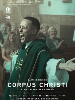 Corpus Christi - Plakat zum Film