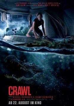 Crawl - Plakat zum Film