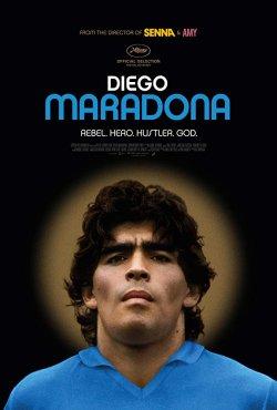 Diego Maradona - Plakat zum Film