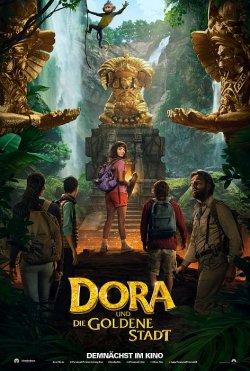 Dora und die goldene Stadt - Plakat zum Film