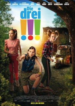 Die drei !!! - Plakat zum Film