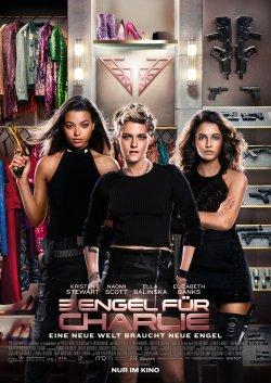 3 Engel für Charlie - Plakat zum Film