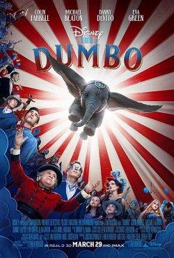 Dumbo - Plakat zum Film