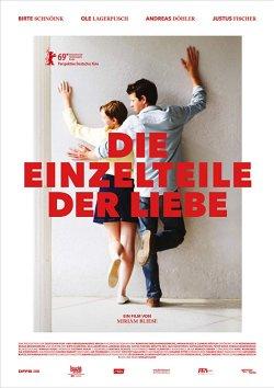 Die Einzelteile der Liebe - Plakat zum Film