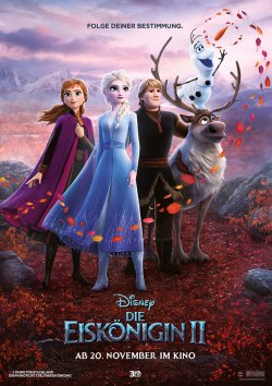 Die Eiskönigin II - Plakat zum Film