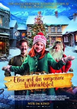 Elise und das vergessene Weihnachtsfest - Plakat zum Film