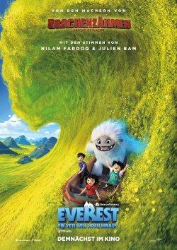 Everest - Ein Yeti will hoch hinaus - Plakat zum Film