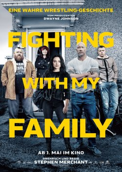 Fighting With My Family - Plakat zum Film
