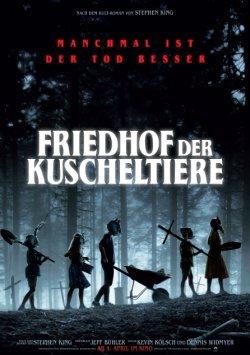Friedhof der Kuscheltiere - Plakat zum Film