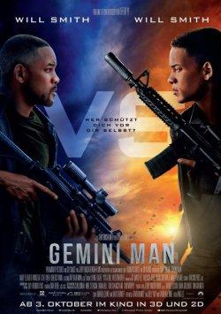 Gemini Man - Plakat zum Film