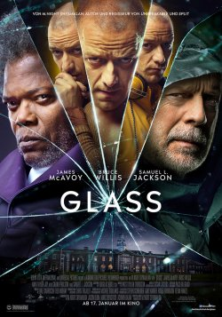 Glass - Plakat zum Film