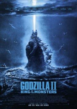 Godzilla II - King Of The Monsters - Plakat zum Film
