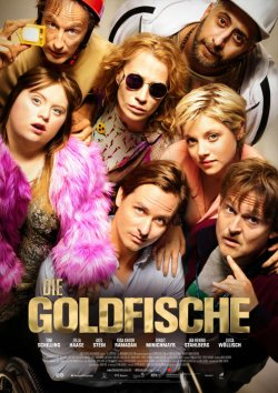 Die Goldfische - Plakat zum Film